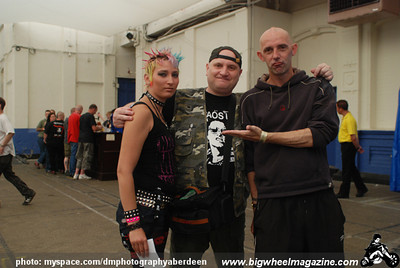 The many faces of the fans at Rebellion Festival 2009 - Blackpool, UK - August 6, 7, 8, 2009