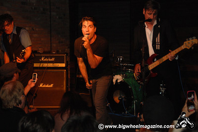 WAX - at The Darkroom - Los Angeles, CA - October 5, 2009