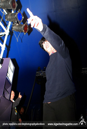 Charlatans - Wizard Festival - at New Deer - Aberdeen shire,Scotland - August 28-29 2009