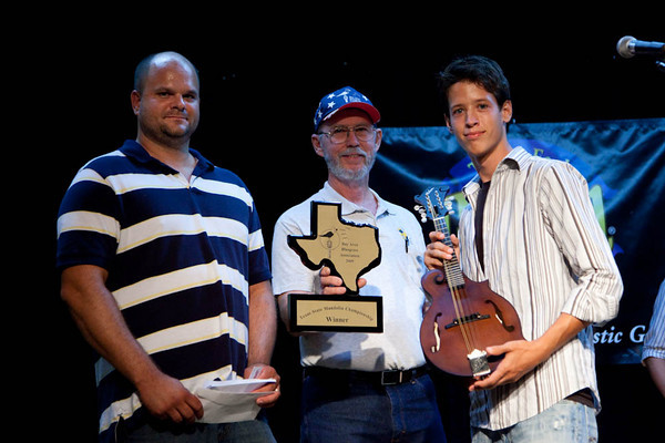 09 Texas State Mandolin Contest