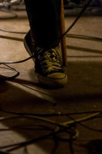 Otomo Yoshihide's Foot