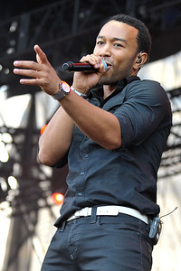 John Legend performs @ Austin City Limits 2009 - 02/10/09