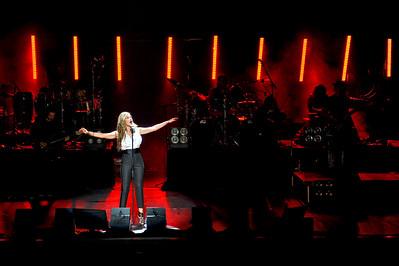 Anna Vissi performing at the Royal Festival Hall, London - 23/05/09