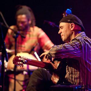 Antonio Forcione performs at Riverside Studios, Hammersmith - 19/06/09