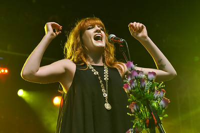 Florence & the Machine performing at the BBC Radio 1 Big Weekend - 09/05/09