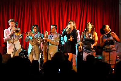 Florence Rawlings performs at Bush Hall, London W12 - 30/07/09