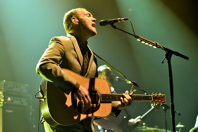 David Gray performs at The Roundhouse - 14/09/09
