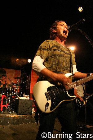 Gavin Rossdale @ Water Street Music Hall (Rochester, NY); 4/27/09