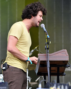 Passion Pit perform at Hard Rock Calling 2009 - 26/06/09