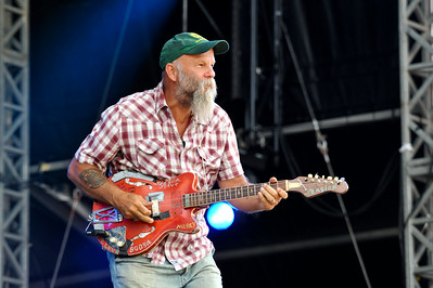 Seasick Steve performs at Hard Rock 2009 - 27/06/09