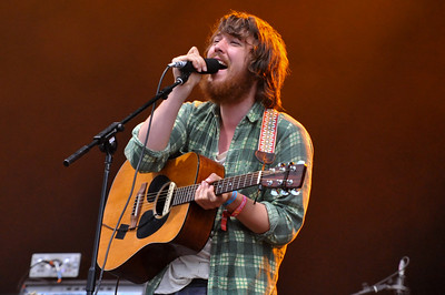 Fleet Foxes perform @ Hard Rock Calling 2009 - 27/06/09