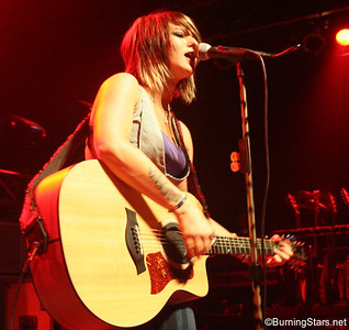 Hey Monday @ House Of Blues (Hollywood, CA); 11/07/09