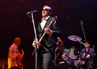 Joe Bonamassa performing at the Royal Albert Hall - 04/05/09