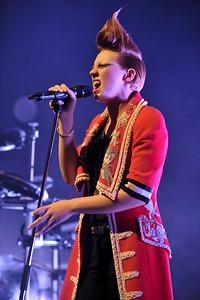 La Roux performs at Shepherds Bush Empire - 25/11/09