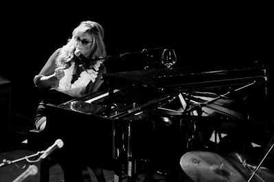 Melody Gardot performing at Union Chapel - 11/03/09