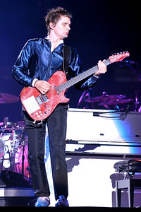 Muse perform at FedExField, Washington - 29/09/09