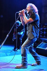Pearl Jam perform at Shepherds Bush Empire - 11/08/09