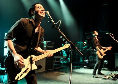 Placebo performing at Shepherds Bush Empire - 12/05/09
