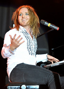 Tim Minchin performs at Reading Festival 2009 - 28/08/09