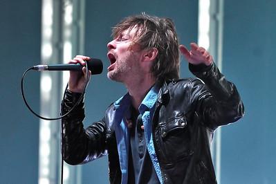Radiohead @ Reading Festival 2009 - 30/08/09
