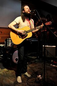 J Tillman performing at SXSW 2009 - 18/03/09