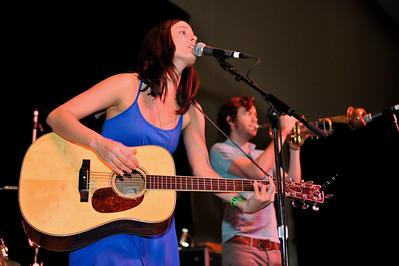 Meiko performing at SXSW 2009 - 18/03/09