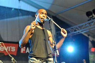 B.o.B performing at SXSW 2009 - 18/03/09