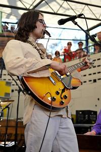 Elvis Perkins in Deerland performing at SXSW 2009 - 18/03/09