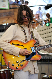 Elvis Perkins in Deerland performing at SXSW 2009 - 18/03/09