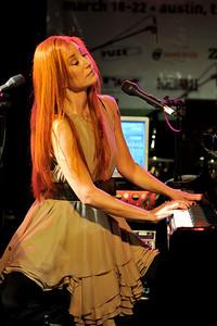 Tori Amos performing at SXSW 2009 - 19/03/09