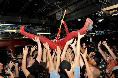 Peelander-Z performing at SXSW 2009 - 21/03/09