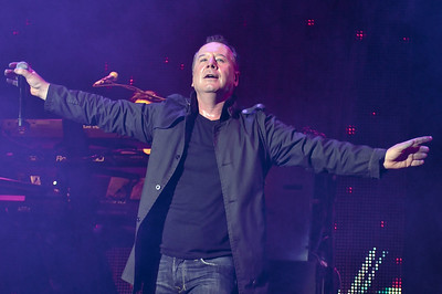 Simple Minds perform at The Roundhouse - 16/07/09