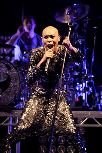 Skunk Anansie perform at O2 Brixton Academy - 26/11/09