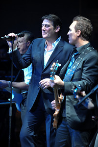 Spandau Ballet perform at BBC Broadcasting House - 17/11/09