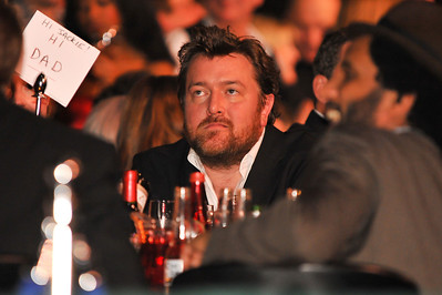 Guy Garvy at the moment he didn't win Best Album @ the Brits 2009 - Robbed !