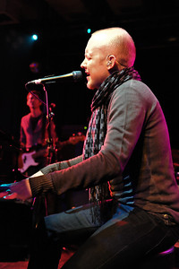 The Fray performing at the Scala - Tues 10th Feb 2009