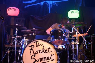 The Rocket Summer @ The Avalon (Hollywood, CA); 12/03/09