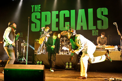 The Specials perform at Brixton Academy - 08/05/09