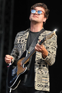 Jack Penate performs at Wireless 2009 - 04/07/09