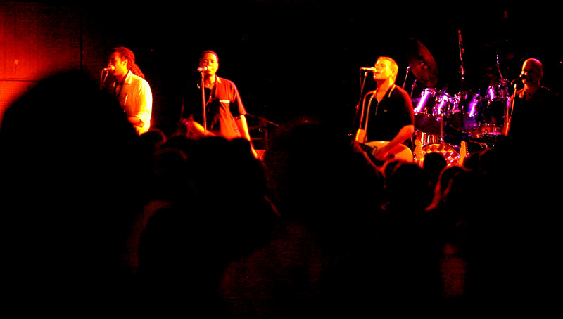 08 Multiple members,English Beat-Jun 6 2009,CarrboroNC (0122a) - (12s)