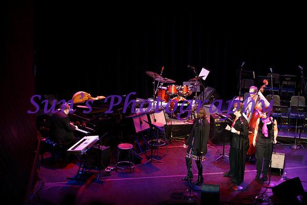 Piano, Mark Shilansky; Voice, Gaye Tolan Hatfield; Voice, Ruth Ristich; Voice, Roberta Radley; Bass, John Funkhouser