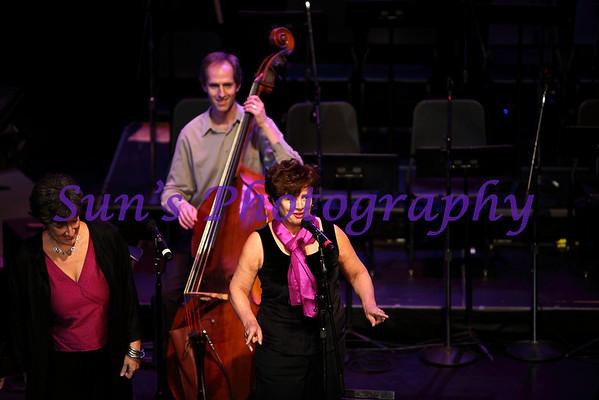 Voice, Ruth Ristich; Voice, Roberta Radley; Bass, John Funkhouser