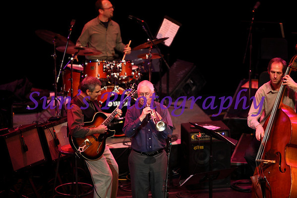 Trumpet, Phil Person; Guitar, Mitch Seidman; Bass, John Funkhouser; Drum Set, Rich Greenblatt