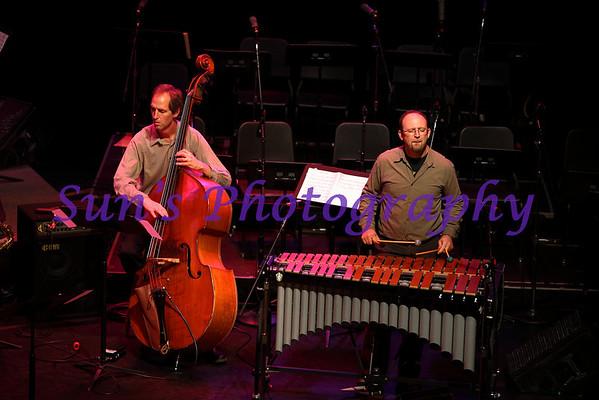 Bass, John Kunkhouser; Vibraphone, Rich Greenblatt