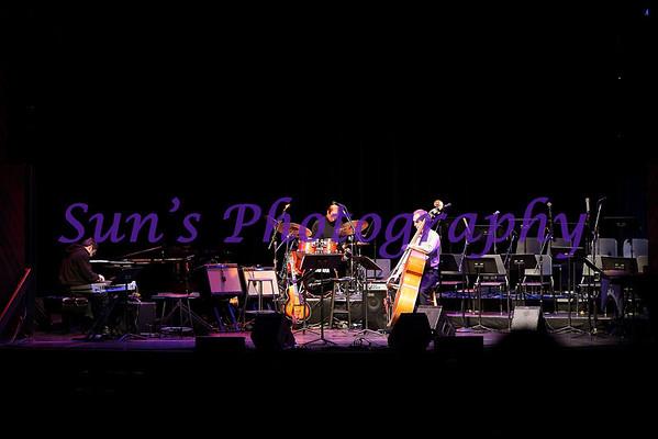 Piano, Gilson Schachnik; Bass, John Funkhouser; Drum Set, Jon Hazilla