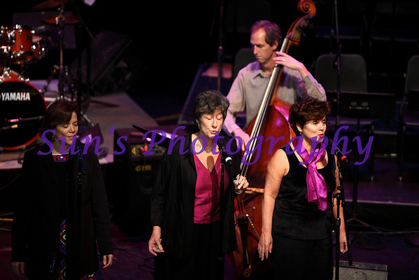 Voice, Gaye Tolan Hatfield; Voice, Ruth Ristich; Voice, Roberta Radley; Bass, John Funkhouser