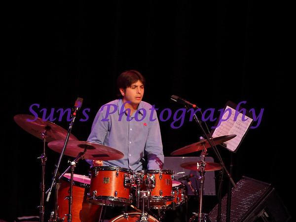 Drum Set, Mario Domenico Di Pietro