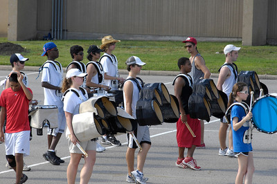 2010-2011 Plano Wildcat Band