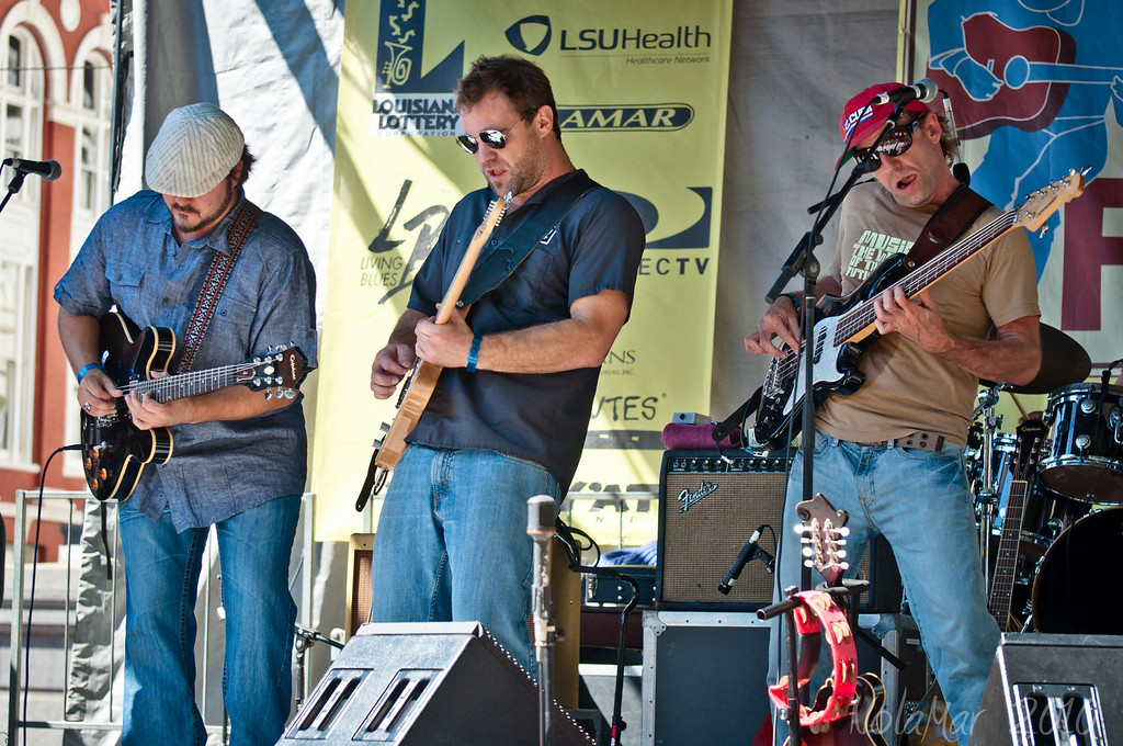 The Honey Island Swamp Band - Crescent City Blues & BBQ Festival 2010