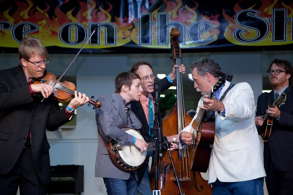 The Hays County Burn Band